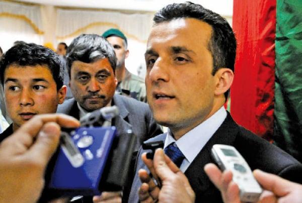 阿富汗副總統率軍奪回一省