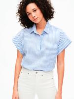 Gap推出短袖襯衫 正式休閒都好搭