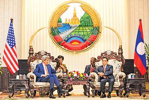 美國務卿訪亞洲 首站東盟老撾