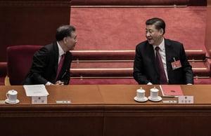中共高規格會議 政協主席汪洋排名有變