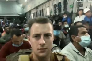一名英國大學生在阿富汗的瘋狂奇幻之旅
