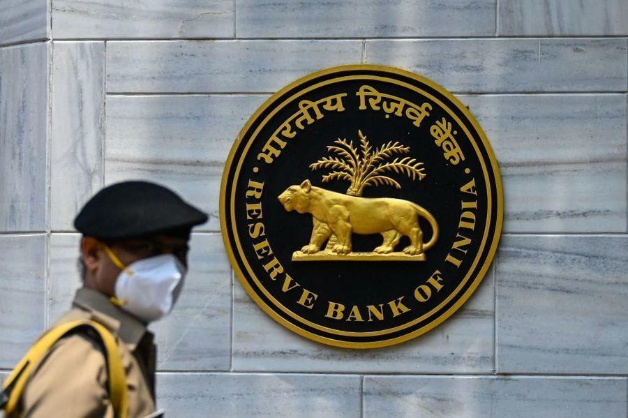 印度外匯儲備周降0.34%至6,194億美元 黃金佔5.9%