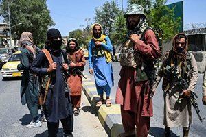 中共支持塔利班掌控阿富汗 塔利班奪權後喊話中共【影片】
