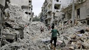 敘利亞反政府軍再遭空襲