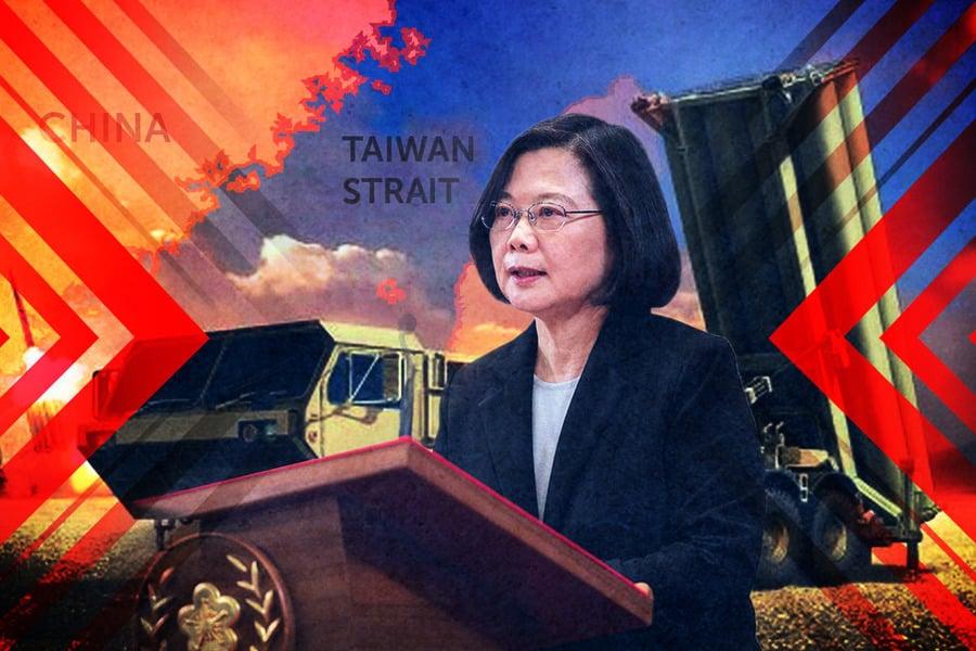 【時事軍事】中共的紅線 幫台灣重返國際政壇
