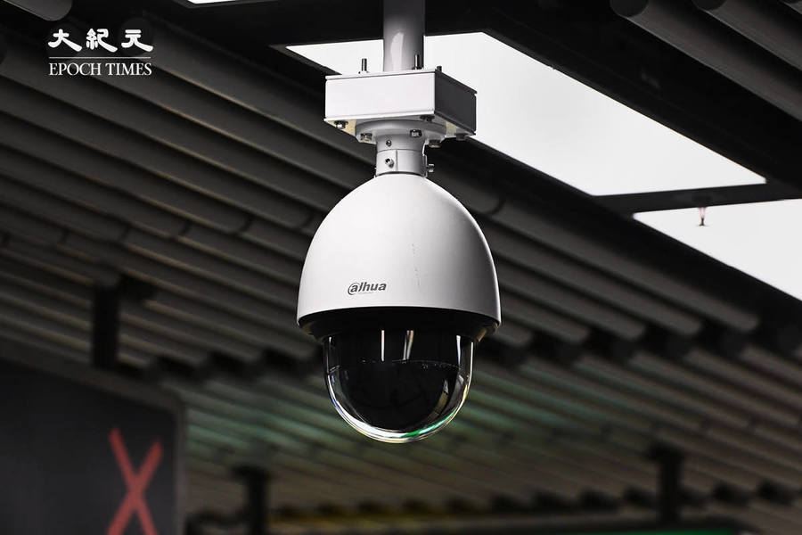 港鐵加裝國企大華CCTV 黃浩華:鏡頭增多令人憂慮(更新)