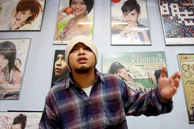馬來西亞華人歌星黃明志給塔利班提出八條建議,微博被封。(STR/AFP via Getty Images)