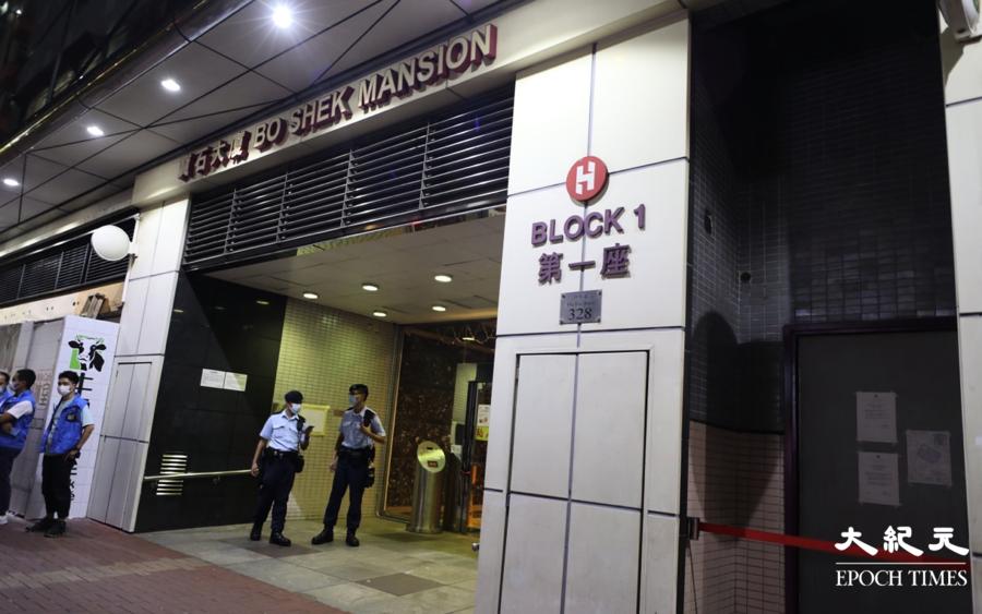 男子打兩針科興後仍染L452R變種病毒 荃灣寶石大廈1座封區強檢