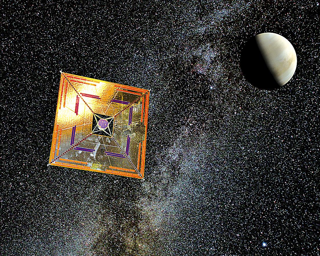 突破攝星(Breakthrough Starshot)是研發名為「星片」(StarChip)的光帆飛行器的太空探索項目,用來向地球傳回信息。霍金於2016年4月12日宣佈了該項目正式啟動。(維基百科)