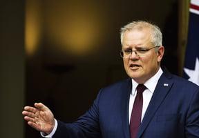 澳總理:封鎖不會太久 解封後或病例大增