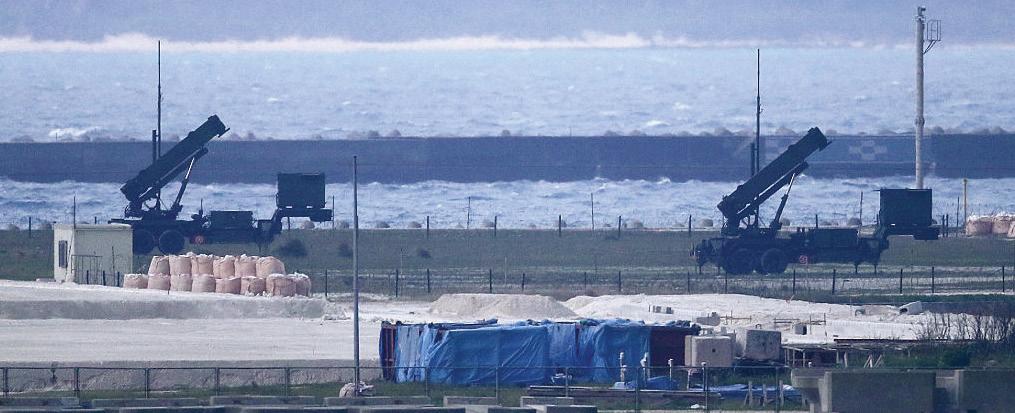 對抗中共 日本導彈計劃 將加強台灣防禦