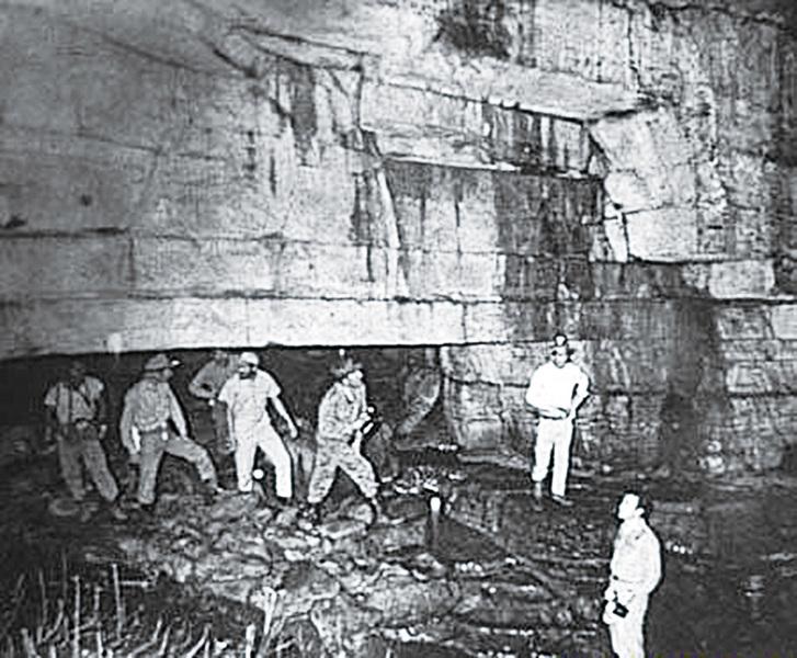 美洲發現地下超級隧道
