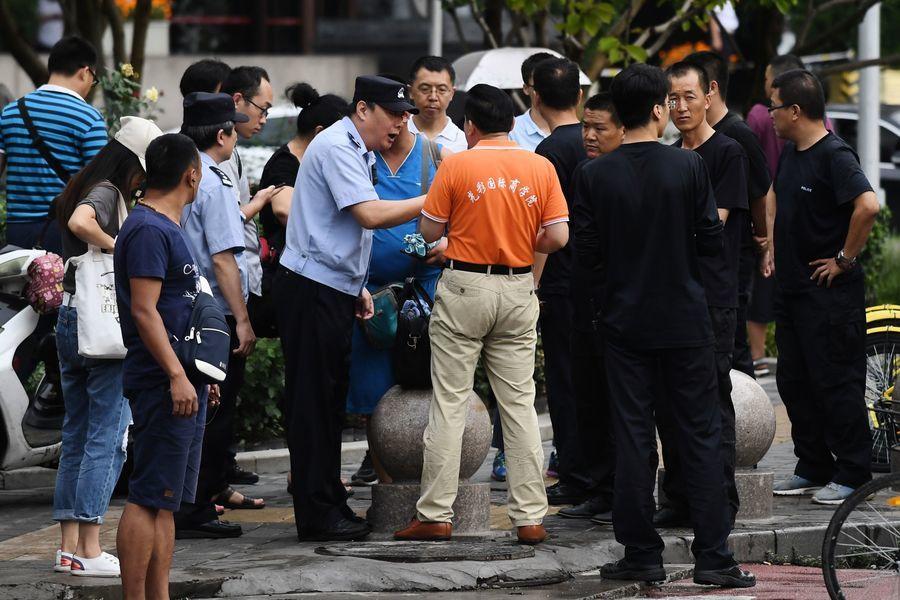 中共司法出拳 針對明星代言