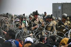 美、德警告其公民 勿前往阿富汗喀布爾機場