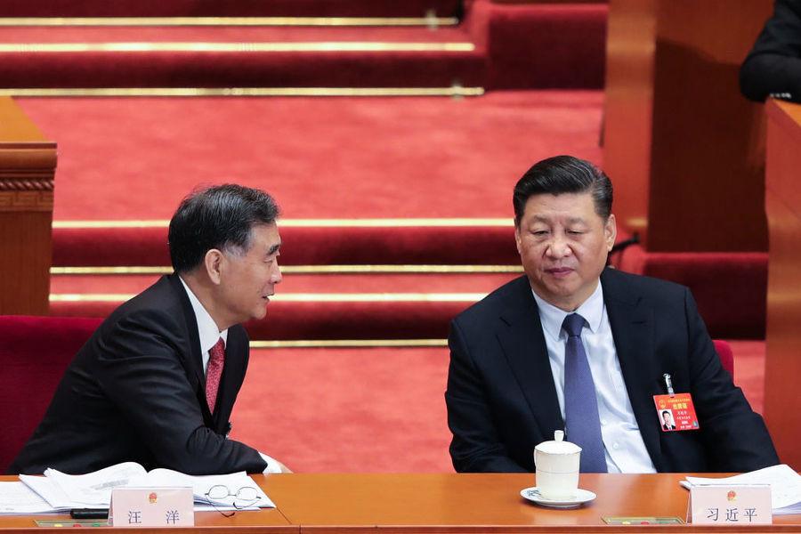中共北戴河會議後 汪洋被傳將出任國務院總理