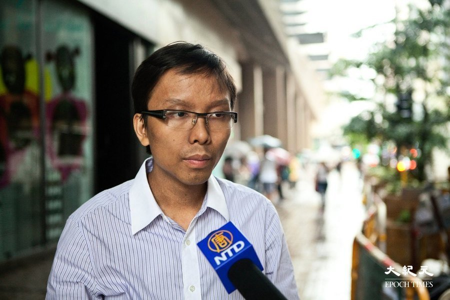 譚凱邦遭國安法指定法官拒絕保釋  反安慰「大家撐住」