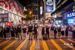 港人在波羅的海三國辦「香港之路」展覽 拉脫維亞博物館上周突取消