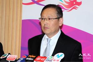 李天柱「過冷河」未完  今年6月出任航空學院行政總裁