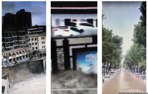 陝西暴雨勉縣六萬人用水難 一村莊失聯