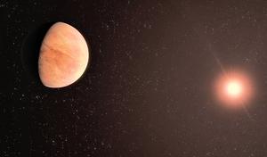 最小系外行星現身 質量約只有金星的一半