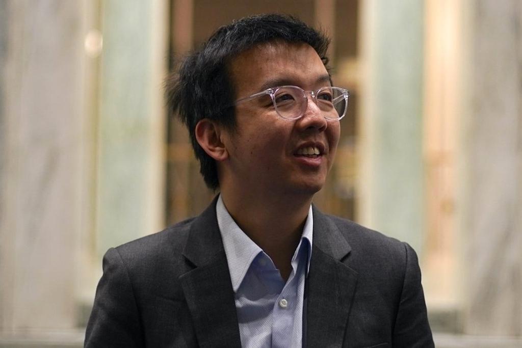 朱牧民今(24日)宣布已經辭去香港民主委員會總監的職務。(朱牧民Facebook圖片)