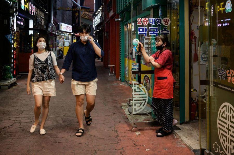 韓國疫四波驅消費者信心續降 江陵市居民最悲觀
