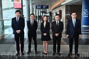 律師會改選理事 專業派5候選人全數勝出