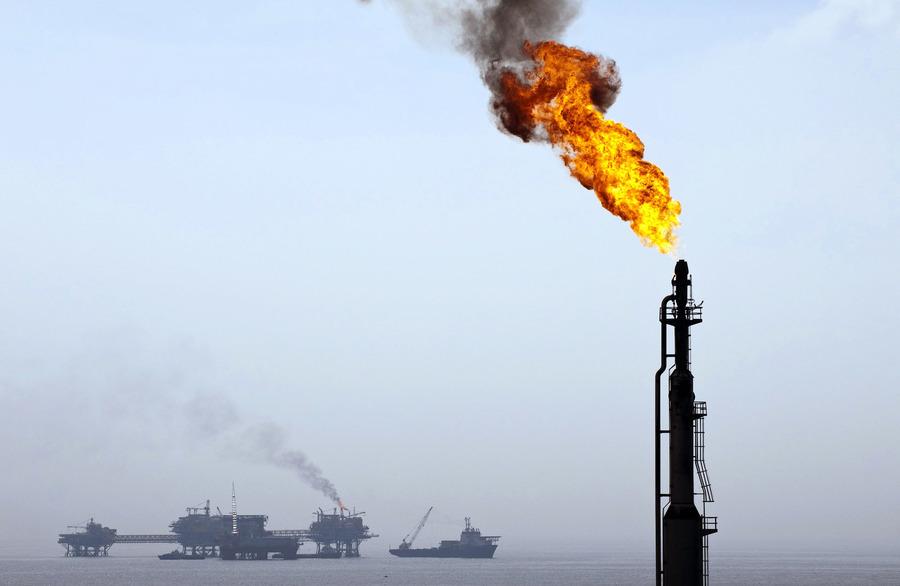 墨西哥石油平台大火釀五死六傷