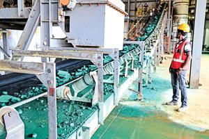 六中企涉非法採礦 遭剛果停業