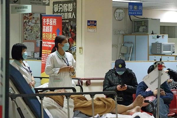 協會指逾五成護士考慮移民 憂業界青黃不接 促政府增加培訓