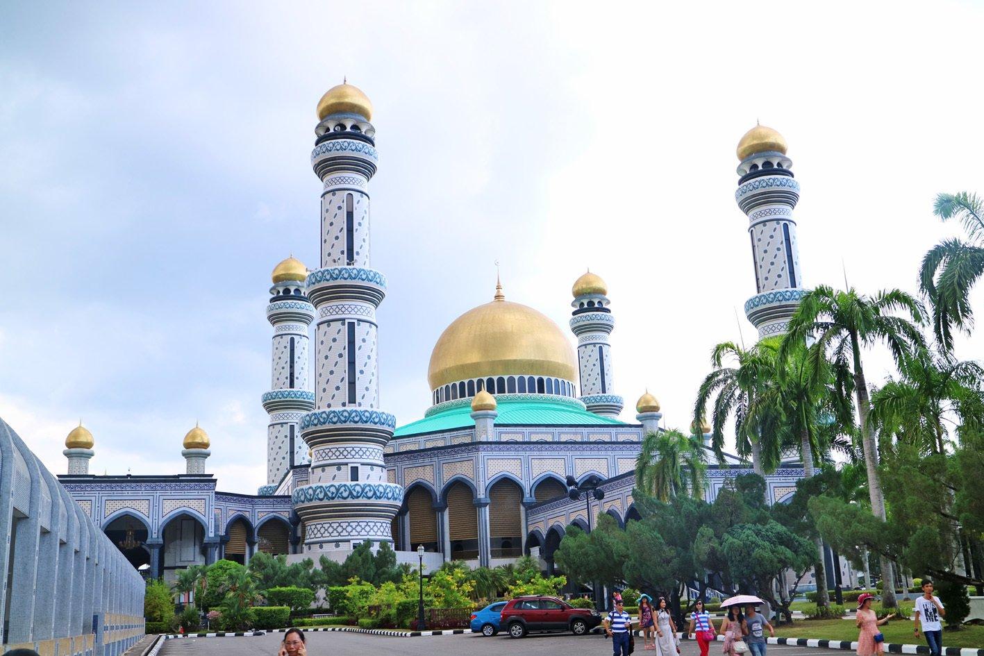 Jame Asr Hassanil Bolkiah Mosque(安兒)