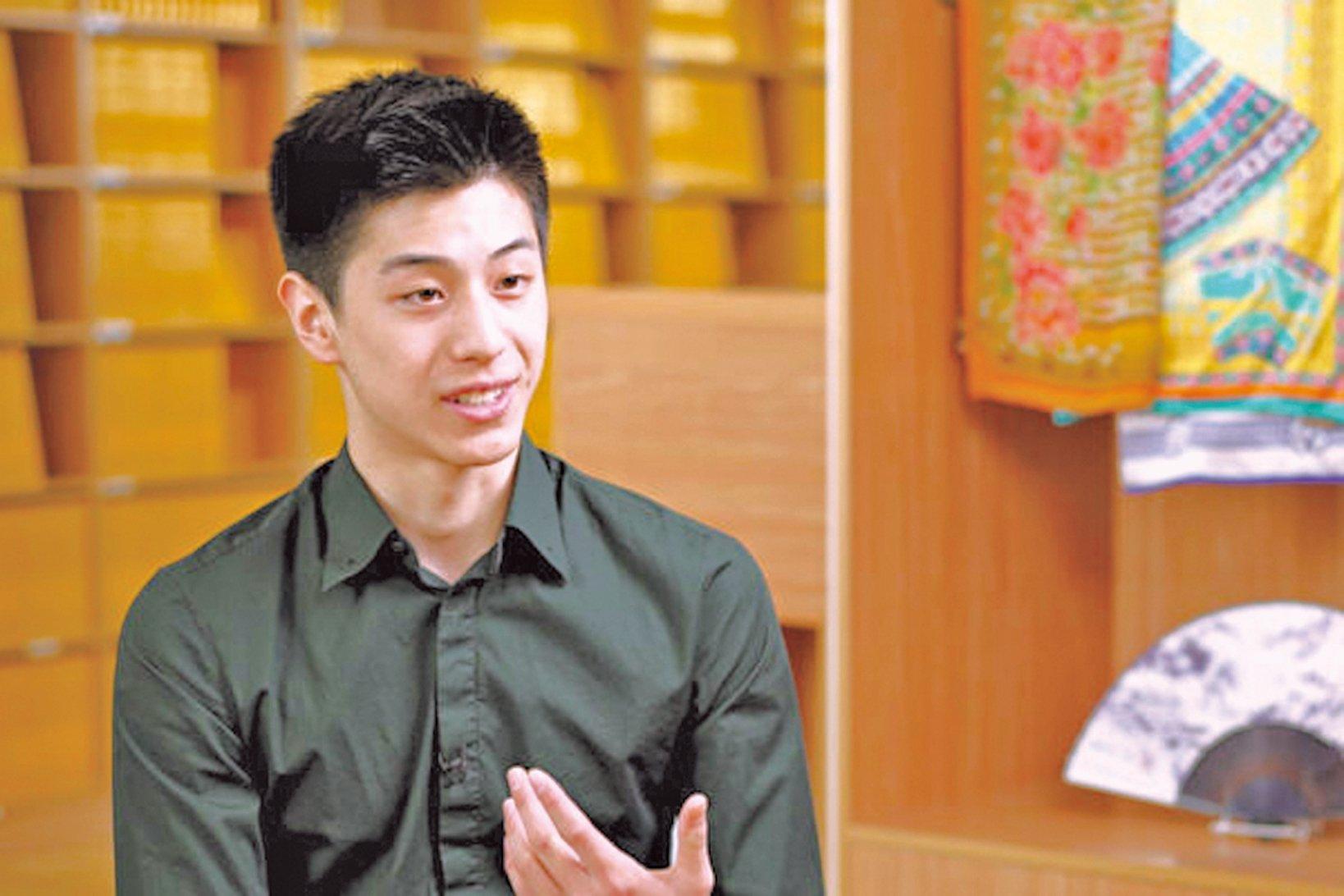 神韻藝術團舞蹈演員孫博燚近期接受了新唐人、大紀元聯合專訪。