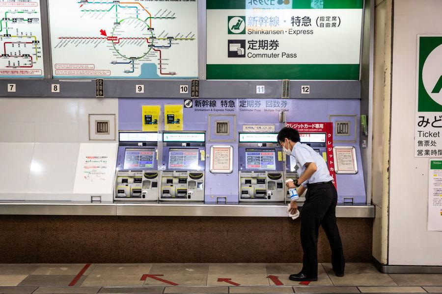 日本7月物價連續10個月通縮 JR火車票按年沒升跌