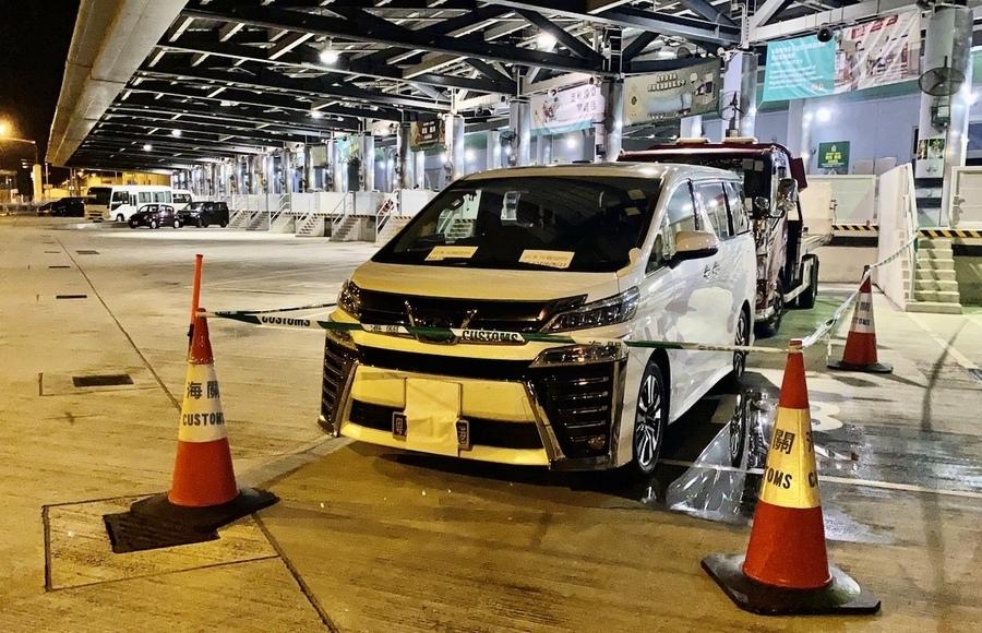 海關首偵破跨境車司機協助清洗黑錢案  涉約1.7億元