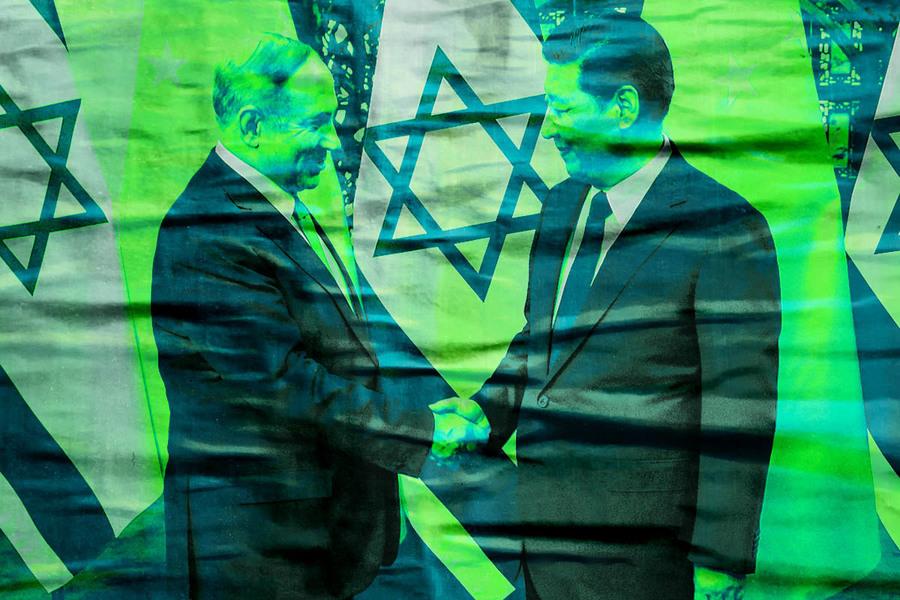 【軍事熱點】中以關係在中東亂局中變味