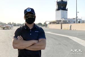 飛機師Sky:計劃兩星期環美飛行旅程  將港人聲音傳遍美國