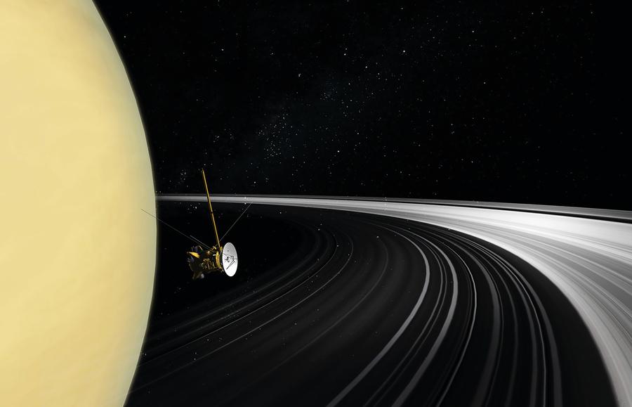 研究發現土星內核或混沌無序如泥漿