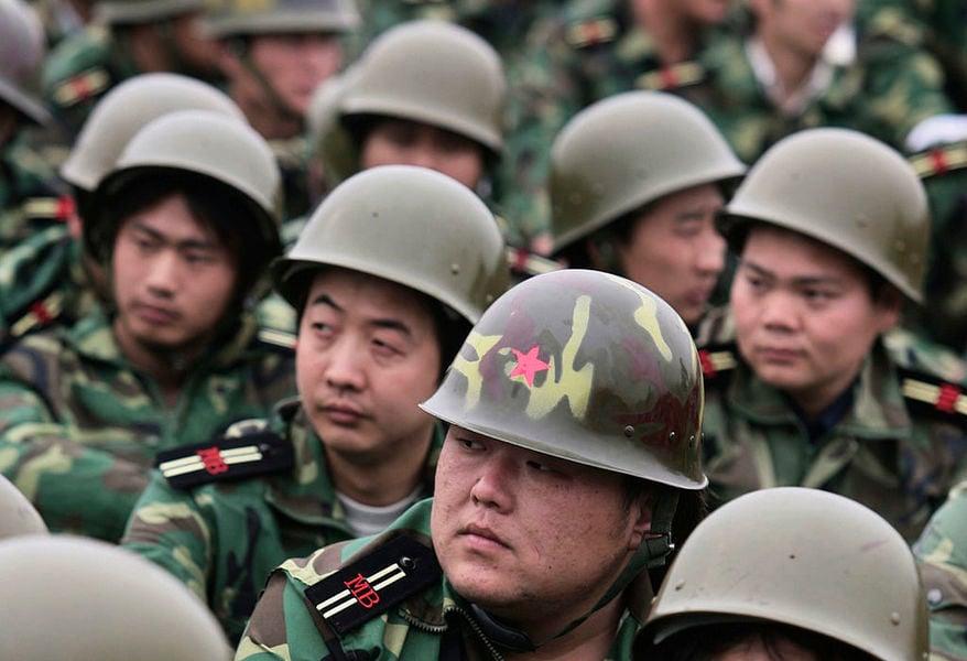 中共修訂《兵役法》加強軍力 分析:釋放擴軍信號
