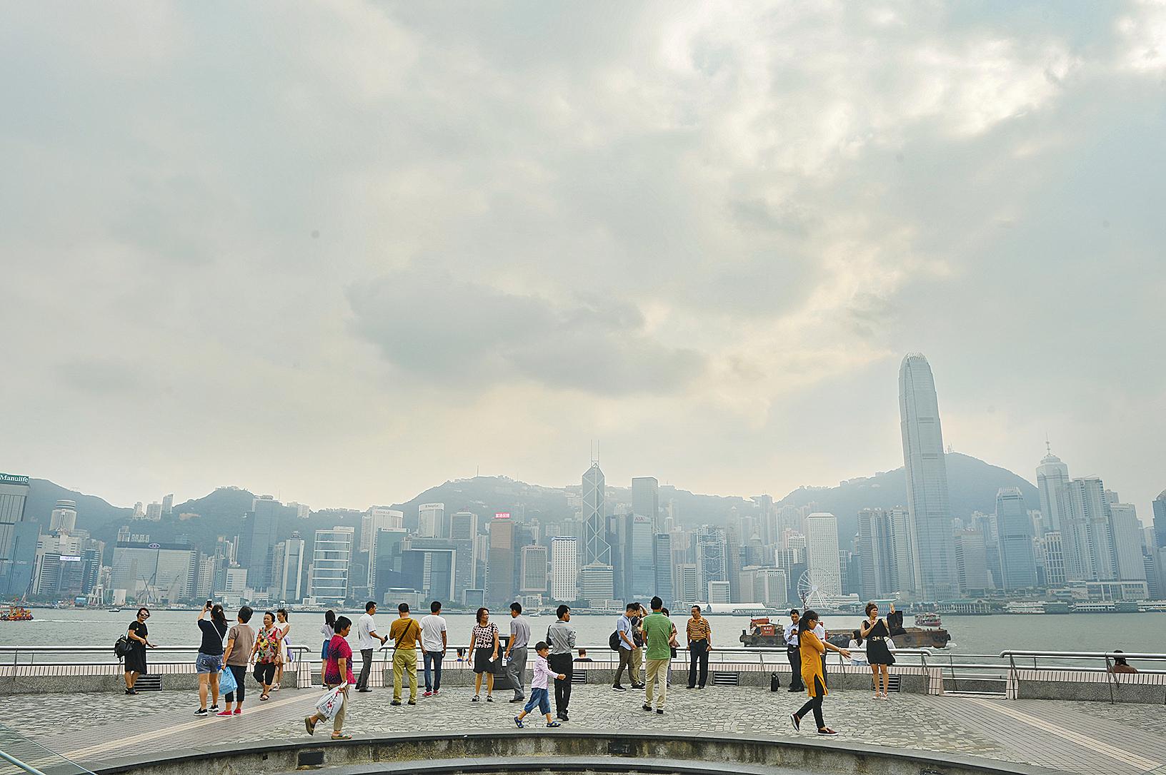 世界經濟論壇最新公佈的報告指,香港在全球138個經濟體中排名第9,較去年下跌兩位。(大紀元資料圖片)
