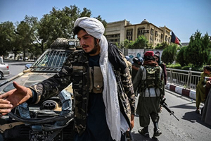 俄羅斯未承認塔利班合法性