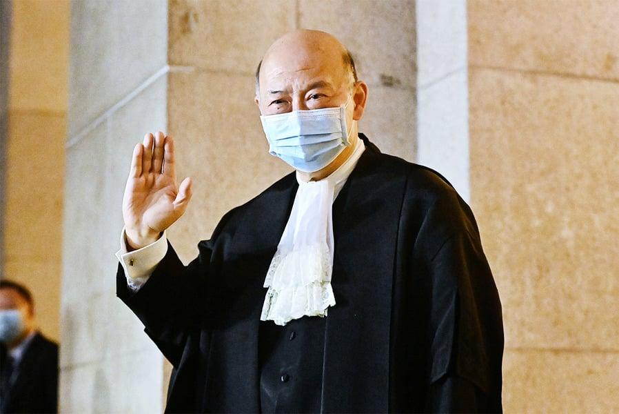 馬道立籲律師繼續為法治發聲 強調法治並非政治概念
