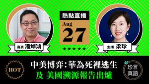 【珍言真語】潘焯鴻:鄭松泰被DQ  TVB跨界收購電商
