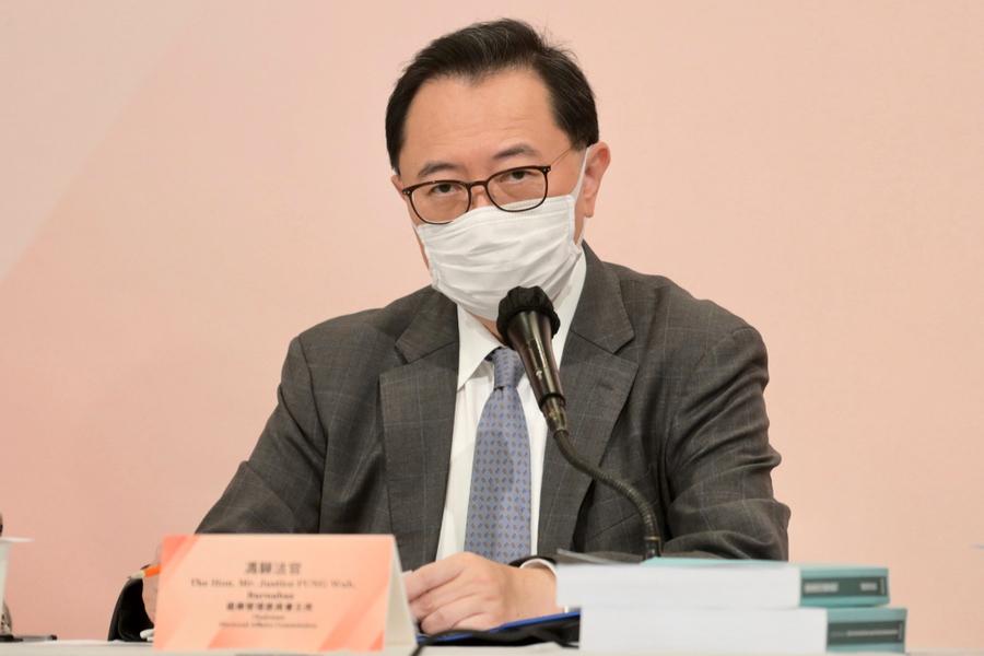 選委會選舉下月19日舉行 23個界別603人自動當選