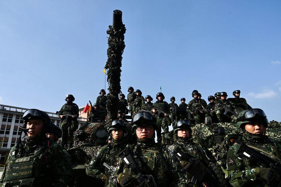 【時事軍事】戰爭意味著台灣立即獨立