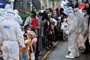 韓國救助391名阿富汗人來韓 給以長期簽證