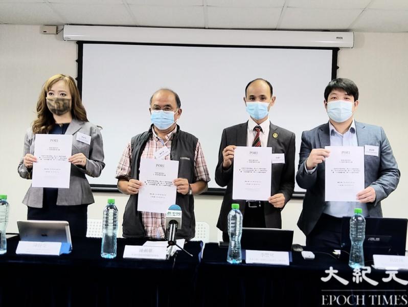 香港民意研究所:逾五成市民不滿港府疫情表現