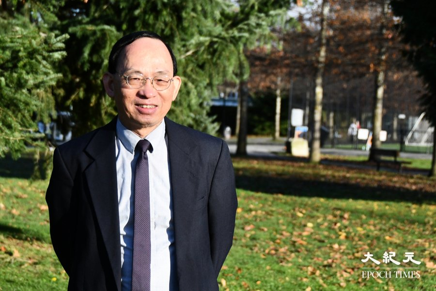 何良懋:憂香港成中共「後備銀包」 中共迫民主黨參選顯示其「偉大正確」
