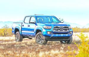 Toyota農夫車熱銷增加墨西哥Tacoma產能