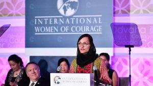 阿富汗女子足球隊搭機逃離 29歲女市長逃抵德國