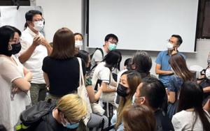 區議員朱江瑋議辦放映電影《幻愛》 遭民政署警告:若違規不發還薪酬